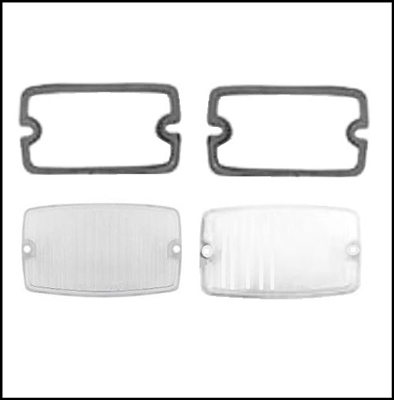 Nrpfell 12402-A-1417 12402-A-1418 12402-A-1419 Front Rear Bumper Car Shell Column for WLtoys 12402-A RC Car Spare Parts